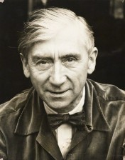 NPG P1681; Herbert Read by Rollie McKenna