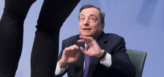 Draghi protest2