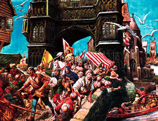 The Peasant's Revolt of 1380