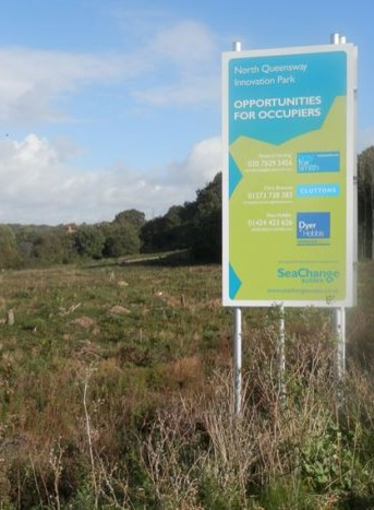 """Creating """"opportunities"""" - to trash the Sussex countryside"""