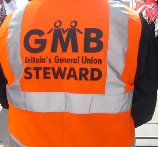 GMB-Union-Steward