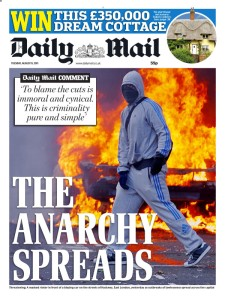riots of 2011