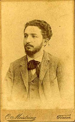 Armenian anarchist Atabekian