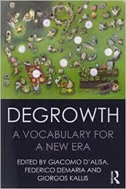 Degrowth book