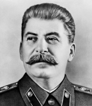Stalin - he knew a threat to national security when he saw one