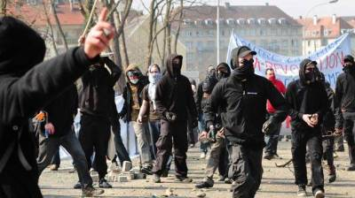 Black Bloc Strasbourg
