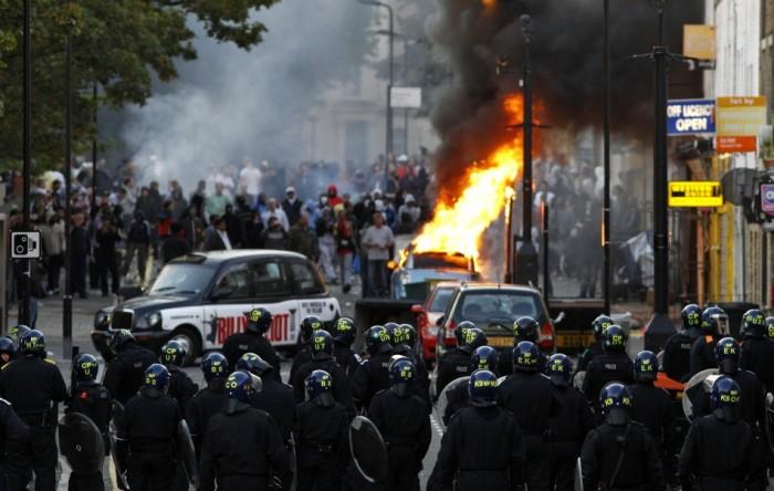 riots 2011