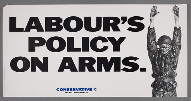 tory poster 1987