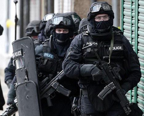 armedpolice