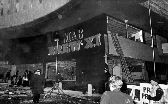 Birmingham pub bomb