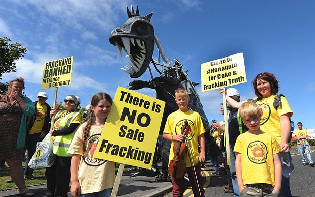 fracking-protest