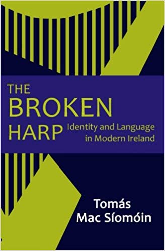 Broken harp cover