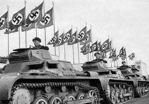 nazi tanks