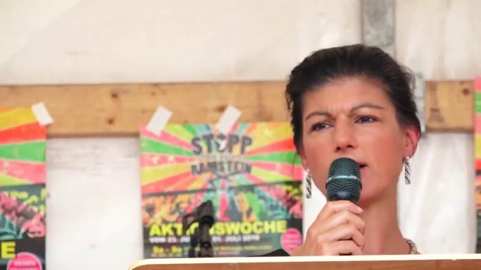 Ramstein - Sahra Wagenknecht