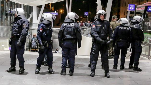 Salzburg cops