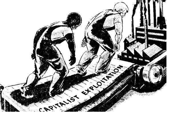 capitalist exploitation
