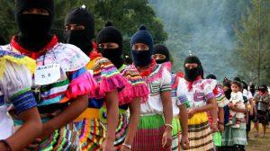 zapatista women
