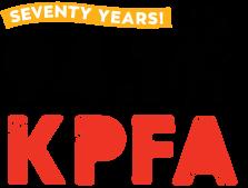 KPFA70thLogo