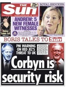 corbyn smear