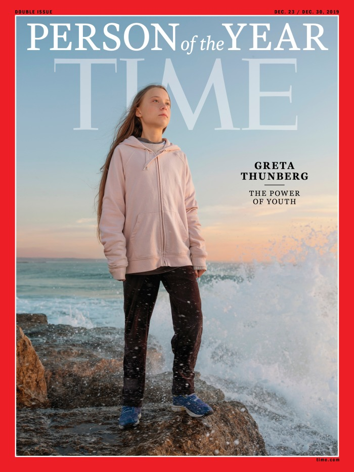 Greta Time cover