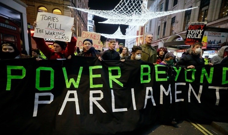 power beyond parliament