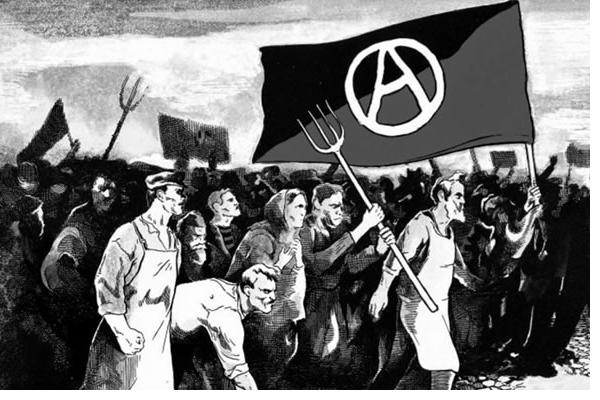 anarchist uprising