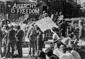 anarchy is freedom