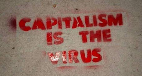 coronarch capitalism virus