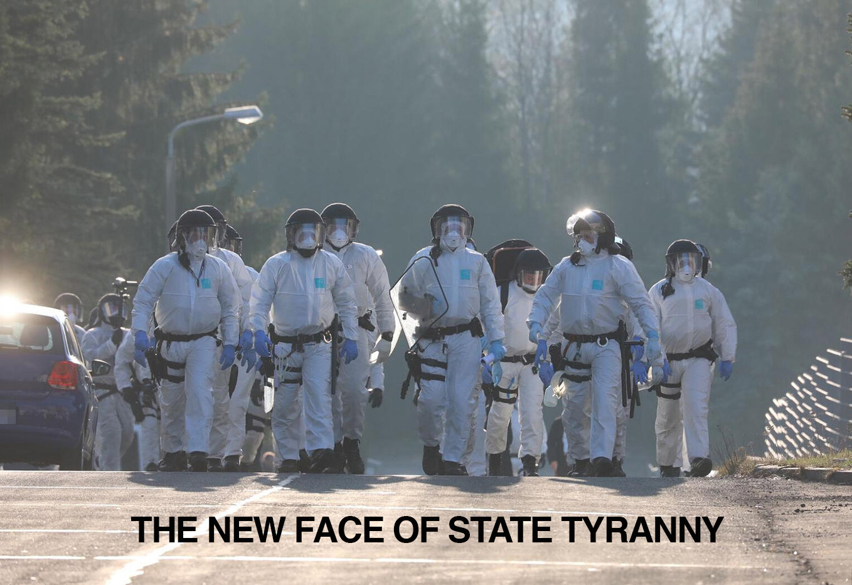 coronarch tyranny