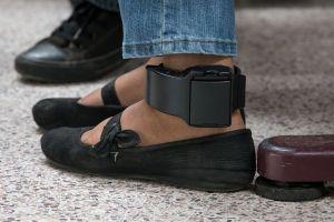 monitoring anklet