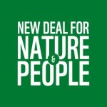new deal for nature and people logo