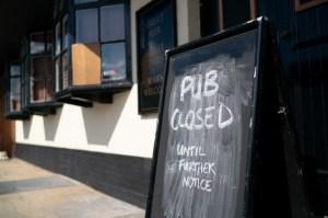 Pubs-closed