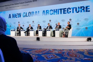 WEF new global architecture