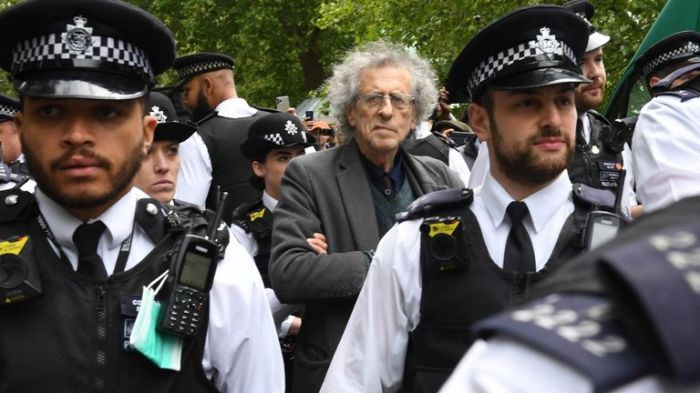 Piers Corbyn May 16