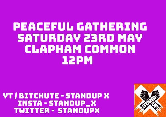 StandUPX May 23