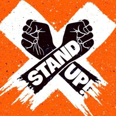 StandUPX logo