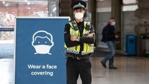 police state masks