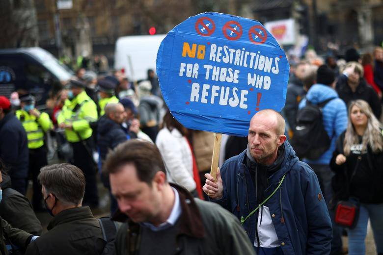 London protest1b