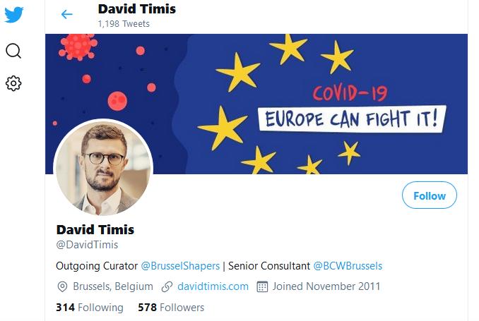 GS David Timis