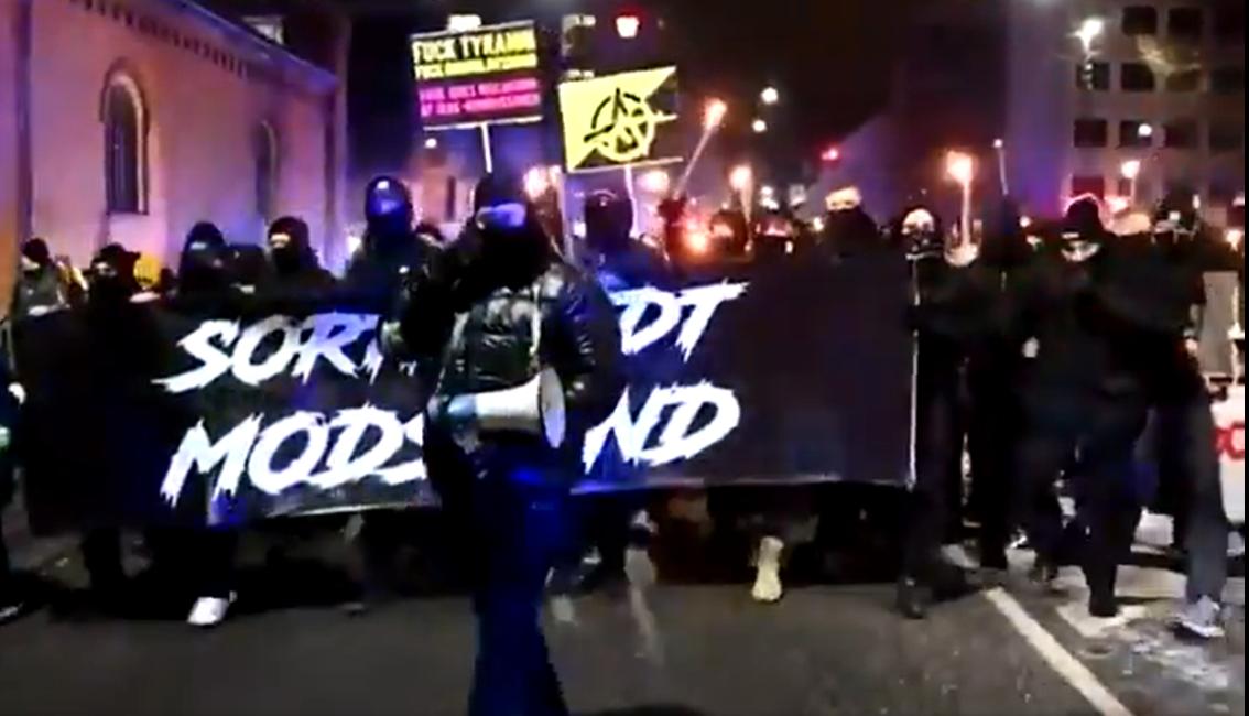 Denmark protest2
