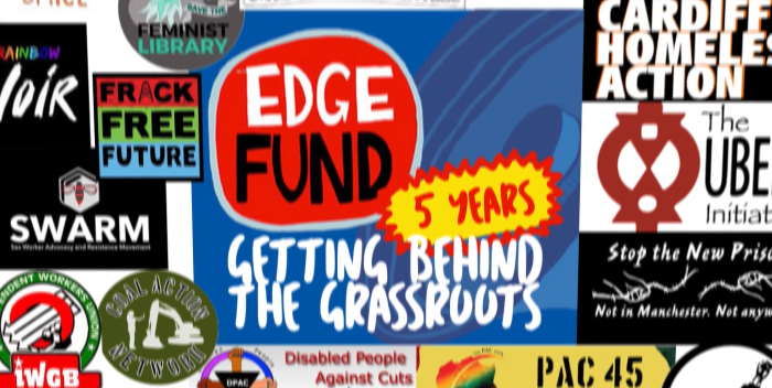 Edge Fund poster