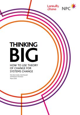 lankelly chase Thinking Big