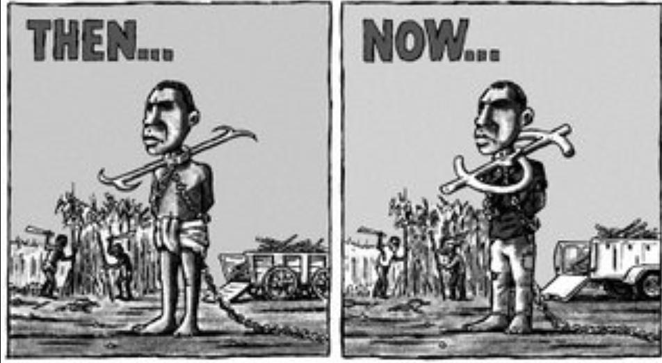 capitalist slavery