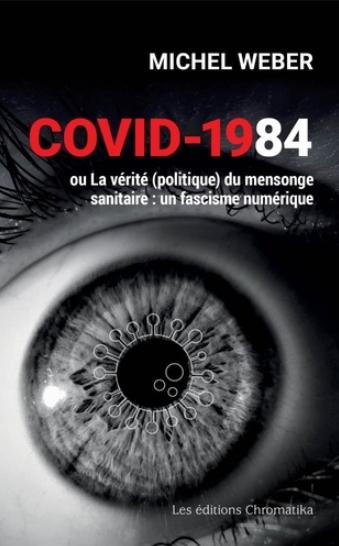Covid-1984 book