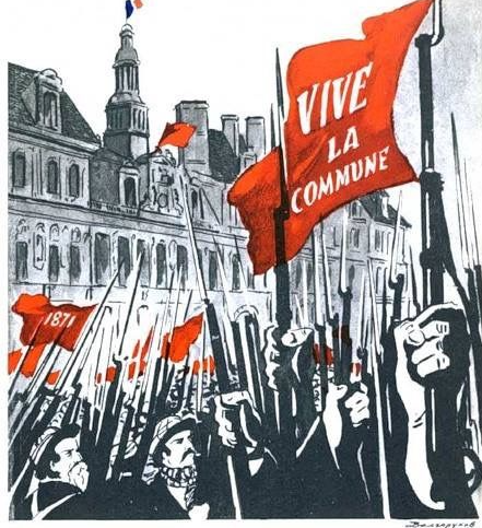 Paris Commune art