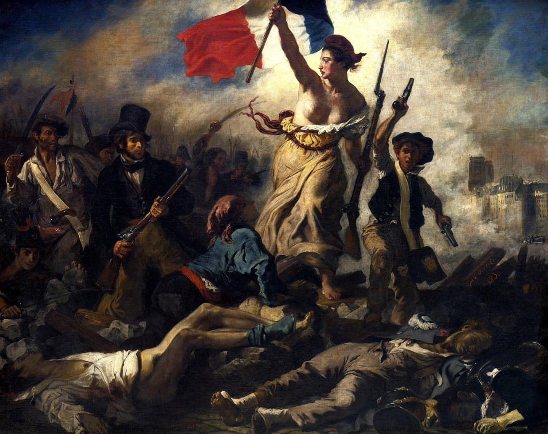 Liberty Delacroix