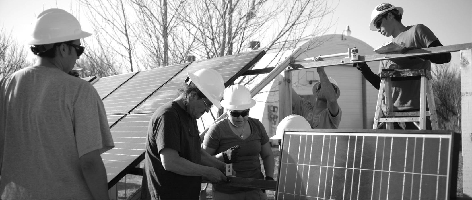 NK solar warriors