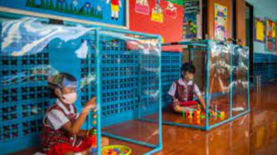plastic cages