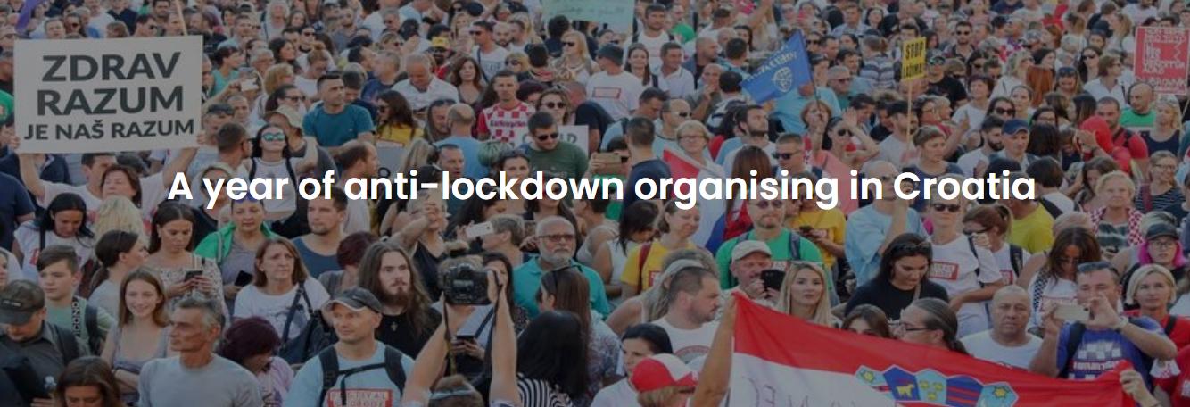 Croatia organising