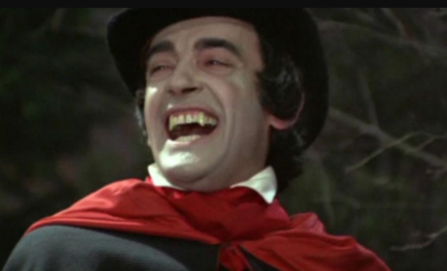 laughing vampire